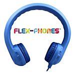 Kids Flex-Phones Foam Headphones, Blue