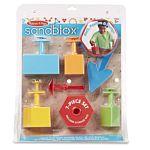 Sandblox Sand Shape-and-Mold Tool Set