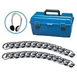 Classroom Lab Pack, 24 HA2 Personal Headphones In A Carry Case