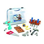 Pretend & Play Work Belt Tool Set , LER9130