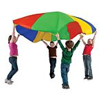 6' Diameter with 8 handles Parachute play for Kids
