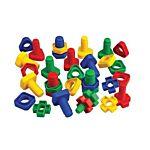 Marvel Building Wheels - 200 pc mtc‑355