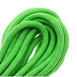 Paracord 550 / Nylon Parachute Cord 4mm - Neon Green (16 Feet/4.8 Meters)