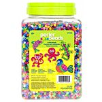 Perler Beads 22,000 Count Bead Jar Multi-Mix Colors  17000