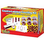 Count-a-Ladybug Counting Kit,  PC-2472