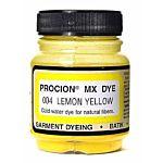 Jacquard Procion Mx Dye, 2/3-Ounce, Lemon Yellow
