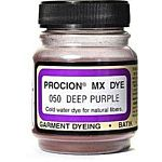 Jacquard Procion Mx Dye, 2/3-Ounce, deep purple