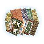 Art Nouveau Paper, Roylco, R15309