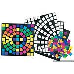 Spectrum Mosaics Craft Paper, Roylco, R15639