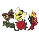 Roylco  Bugs Weaving Mats (R16011)