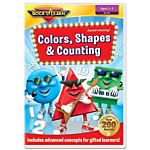 Rock 'N Learn® Colors, Shapes, & Counting DVD, RL-944