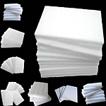 Gramco Styrofoam Sheets Craft Supplies, 1 1/2