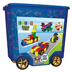 Clics Toys Rollerbox, 800 Pieces