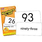 Numbers 0-100 Flash Cards, T-53107