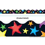 Trend Enterprises Gel Stars Terrific Trimmers  (T-92322)