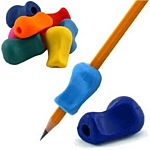 The Pencil Grip Original Universal Ergonomic Writing Aid for Righties and Lefties, 12 Count, Assorted Colors , TPG-11112