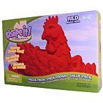 Shape It Sand Red, 5 Lb Box