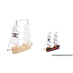Darice Wood Model Kit - Pirate Ship (9181-32)
