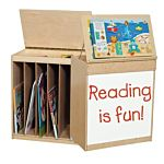 Wood Designs, Classroom Big Book Display with Markerboard