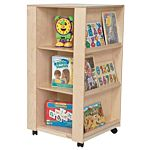 Wood Designs, Classroom Library and Display Center , WD13900