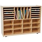 WoodDesigns, Kids, Multi-Storage without Trays