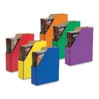 Classroom Keepers Magazine Holders, 6 Assorted Colors, 001327