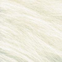 Long Pile Craft Fur - White - 9 x 12 inches