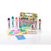 Do-A-Dot Brilliant 6 Pack Dot Markers - DAD-103