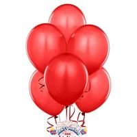 11'' Latex Red Color Balloons 144 package