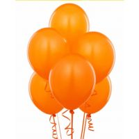 11'' Latex Orange Color Balloons 144 package