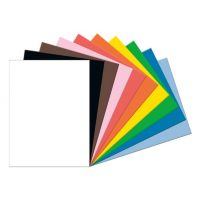 Pacon Tru-Ray Construction Paper, 18-Inches by 24-Inches, 50-Count, Assorted 103063