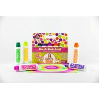 Do-A-Dot Fluorescent 5 Pack Dot Markers - DAD105