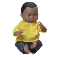 Marvel Education Company Dolls Multi-Ethnic Black Boy
