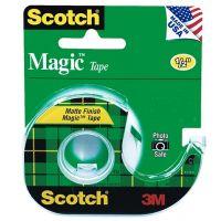 Scotch 3M 119 Magic Tape, 1/2 x 800 Inches