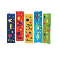3rd Place Award Ribbon, 1 dozen