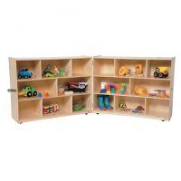 Wood designs Folding Storage, 38