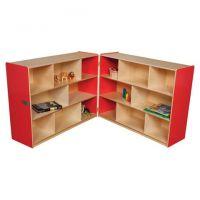 Wood designs Green Folding Storage, 38
