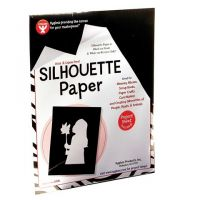 Hygloss Silhouette Paper - 10