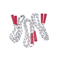Jump Ropes with plastic handles, 12 units