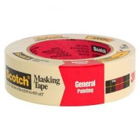 Scotch General-Purpose Masking Tape, 3/4