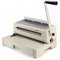 Tahsin 210PB Manual Punch & Comb Binding Machine With 21 Dies