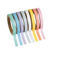 Pastel Solid Colors Washi Tape Set 8 Piece(s) by Fun Express IN-13628076