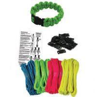PARACORD & BUCKLES COMBO KIT - Colorful Bracelet Packs