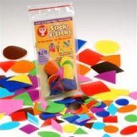 Hygloss Gummed Paper Shape Stick-A-Licks 1