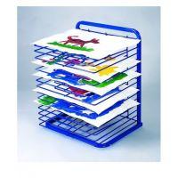 Marvel Education MTC-419 Drying Rack, Blue, 25 x 20-3/4 x 17