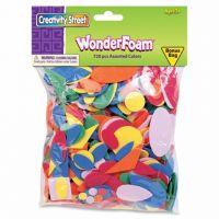 Chenille Kraft WonderFoam CKC-4314 contains over 720 pieces