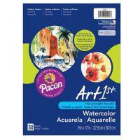 PACON, ART1ST WATERCOLOR PAPER 12