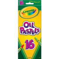 Crayola  Binney and Smith Oil Pastels 16 Color 52-4616