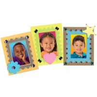 Roylco Chipboard Picture Frames R52109