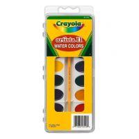Crayola 53-1516 Artista II - Oval 16 Color Watercolor Set